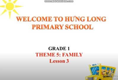 Tiếng anh_Theme 5 Lesson 3_Tuần 28