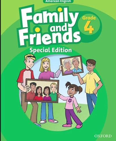 Grade 4 - Unit 8 - Family and Friends Special