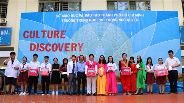 Culture Discovery 2018